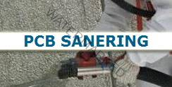 PCB sanering